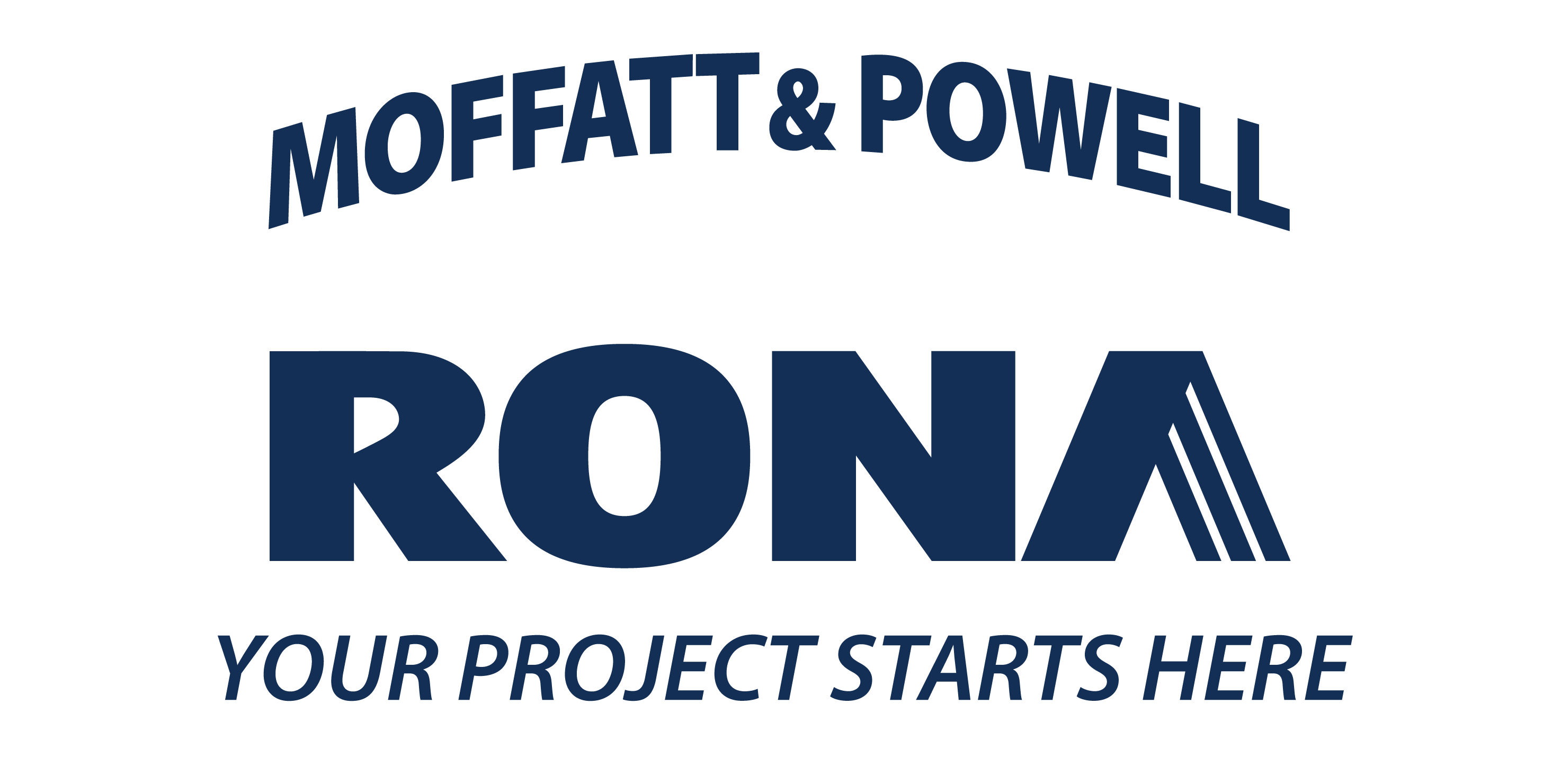 Logo: Moffat and Powell Rona