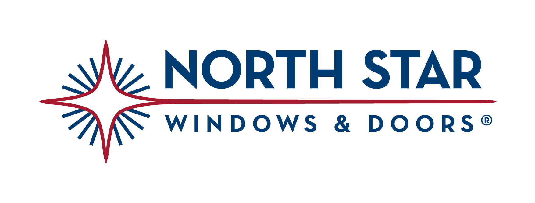 Logo: North Star Windows and Doors
