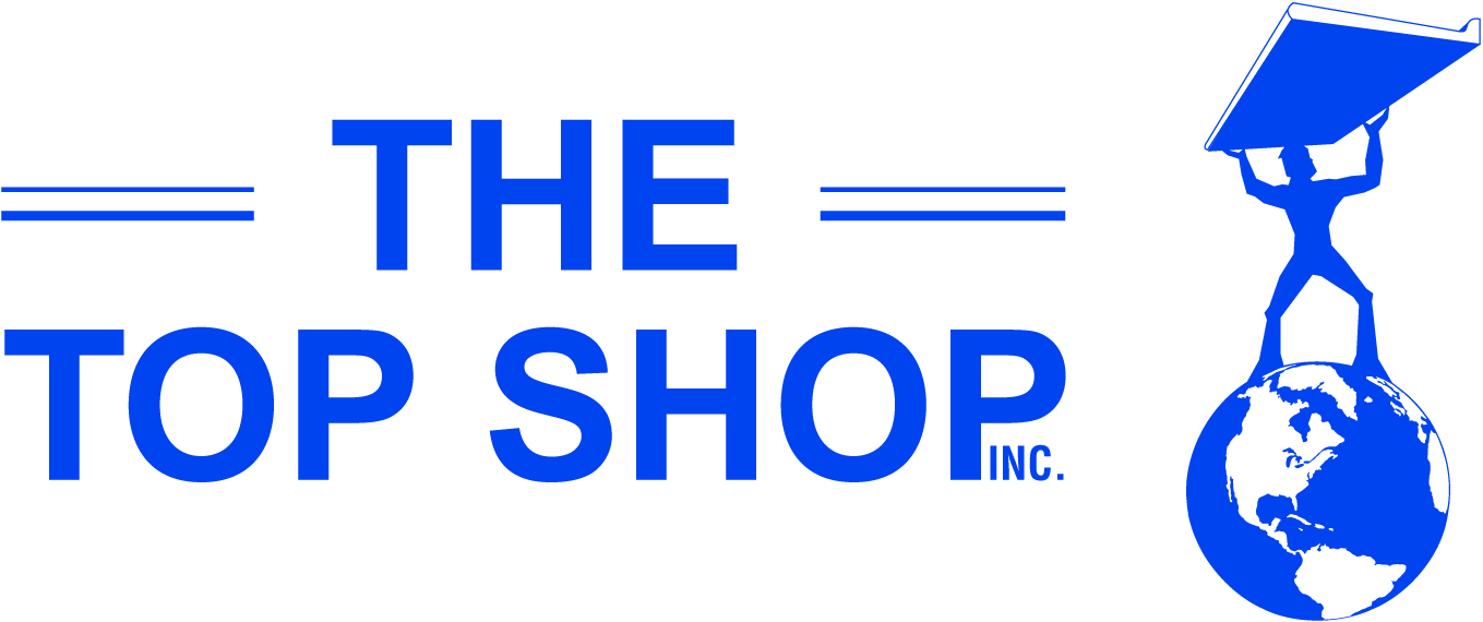 Logo: The Top Shop
